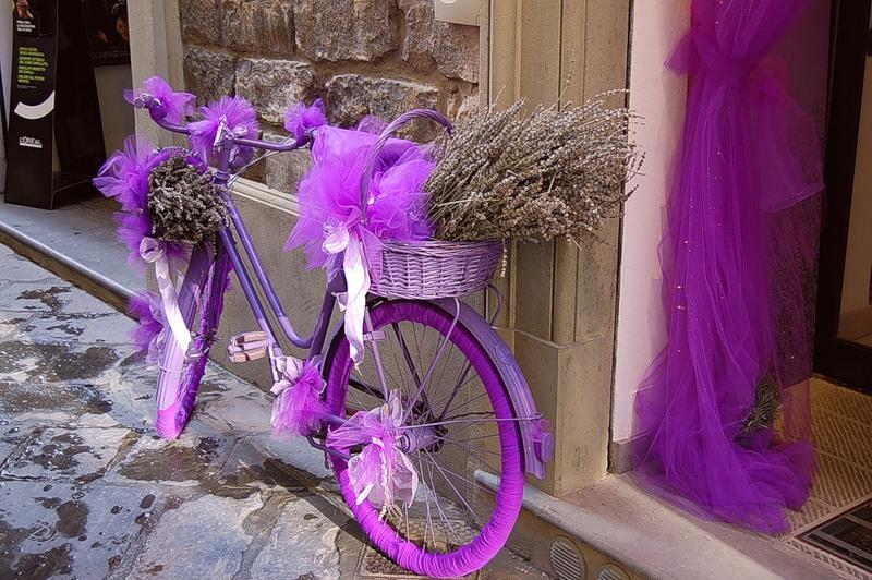 Украшаем велосипед своими руками 659