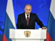 Владимир Путин предложил выплатить пенсионерам ещё по 10 тысяч рублей