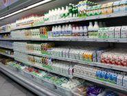 Об итогах  за порядком на «молочных полках»
