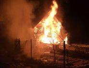 О пожарах в Коряжме