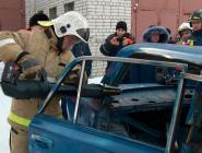 Архангельские спасатели учили коллег из Котласа и Коряжмы