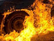 Обвиняемый в поджоге легкового автомобиля помещен под домашний арест