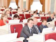 Депутаты внесли корректировки в областной бюджет
