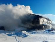 Статистика по пожарам в Архангельской области за I квартал