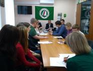 Состоялось заседание Совета по делам молодежи при администрации