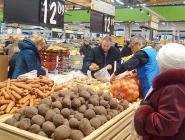 Отечественные продукты начнут маркировать знаком «Сделано в России»