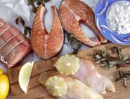 В потребительскую корзину россиян добавят лосось и форель