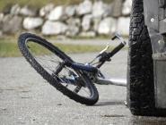 В Коряжме сбили юного велосипедиста