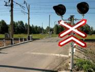 Северная железная дорога призывает автомобилистов неукоснительно соблюдать правила пересечения железнодорожных переездов