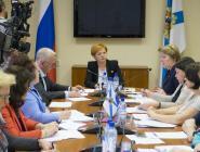 Областные депутаты обсудили меры социальной поддержки семей, воспитывающих детей