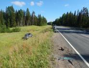В Архангельской области продолжается работа по безопасности дорожного движения