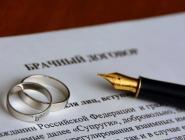 Молодоженов хотят обязать заключать брачный контракт