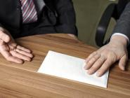Почти 500 чиновников уволены за коррупционные нарушения за полгода