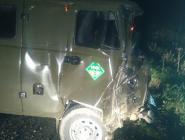 Пострадавший в ДТП водитель обратился в Коряжемскую больницу