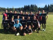 Коряжемский «Химик» – победитель первенства Северо-Запада по футболу