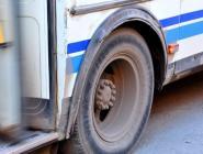 Опытный водитель автобуса покалечил пассажирку