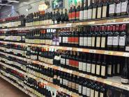 В России хотят в два раза сократить число магазинов с алкоголем