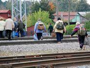 Количество случаев травмирования граждан на Северной железной дороге в 2018 году снизилось