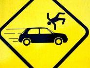 Под колеса автомобиля попал по собственной неосторожности