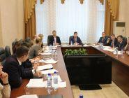 В правительстве области состоялось первое заседание комиссии по рассмотрению предложений в территориальную схему обращения с отходами