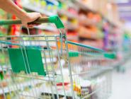Минпромторг: стоимость набора продуктов питания в I квартале 2018 года практически не изменилась