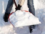 Не убирают снег у магазина - жалуйся!