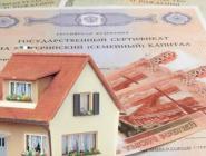 Более 34 тысяч семей региона с помощью материнского капитала решили жилищный вопрос