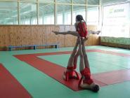 Итоги первенства по спортивной гимнастике