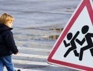 В Архангельской области увеличилось количество ДТП с участием детей-пешеходов и детей-пассажиров