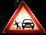 В Коряжме под колесами погрузчика оказался пешеход