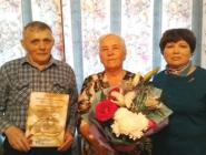 В Коряжме поздравили золотых юбиляров