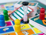Настольные игры популярны у молодежи
