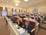 Подведены итоги заключительной сессии областного Собрания 2017 года