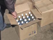 В Коряжме изъяли 5 литров алкоголя