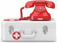 Работа «Телефона здоровья» в январе