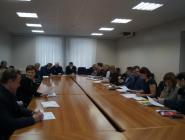 В Коряжме состоялся организационный комитет по проведению массовых праздников