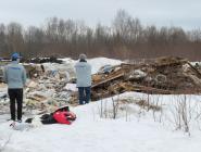 Активисты Народного фронта в Архангельской области продолжают работу по проекту «Генеральная уборка»