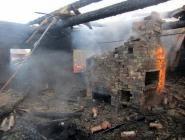 30% пожаров января в Архангельской области произошло из-за печного отопления