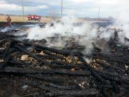 По сравнению с прошлым годом количество пожаров на сухой траве в Поморье удвоилось