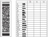 С 1 апреля начнется выдача водительских удостоверений нового образца