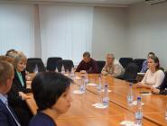 Глава Коряжмы встретился с депутатами