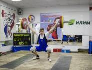 В Коряжме соревновались тяжелоатлеты