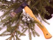 Как правильно срубить новогоднюю ёлку?