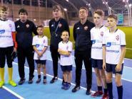 Мастер-класс в Саранске для наших футболистов