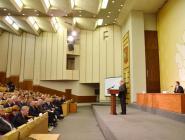 Глава Поморья Игорь Орлов представил ежегодное Послание областному Собранию депутатов