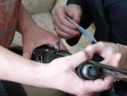 В Архангельской области изъяли 41 единицу оружия