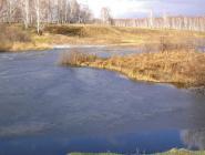 Когда на реках региона установится лёд?