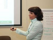 Сотрудница филиала Группы «Илим» в Коряжме сертифицировалась на «зеленый пояс»