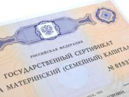 Сертификат на материнский капитал можно получить в электронном виде