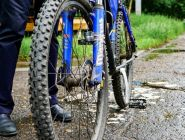Велосипеды продолжают угонять